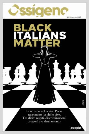 OSSIGENO (2020). VOL. 2: BLACK ITALIANS